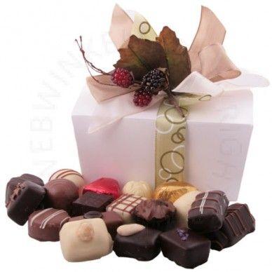 bonbons in luxe verpakkingen