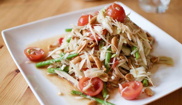 Som Tum Thai – Papaya salad