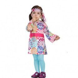 Disfraz #Hippie Bebe #disfraces originales y #baratos para tus fiestas en #mercadisfraces.es tu tienda de #disfraces #online