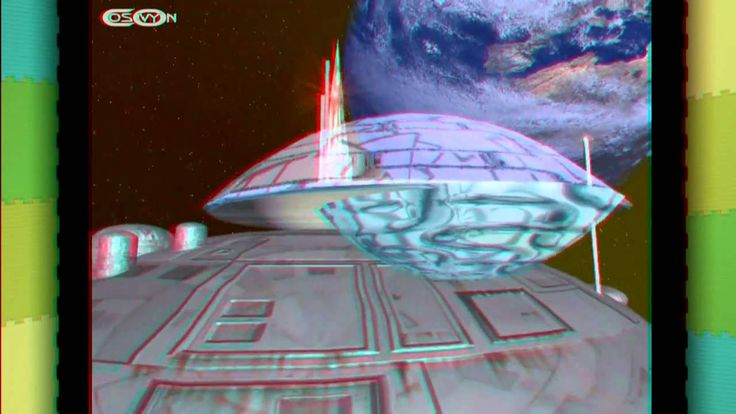 Mind Creations - Imagination positive as love (3D Anaglyph, red/cyan)