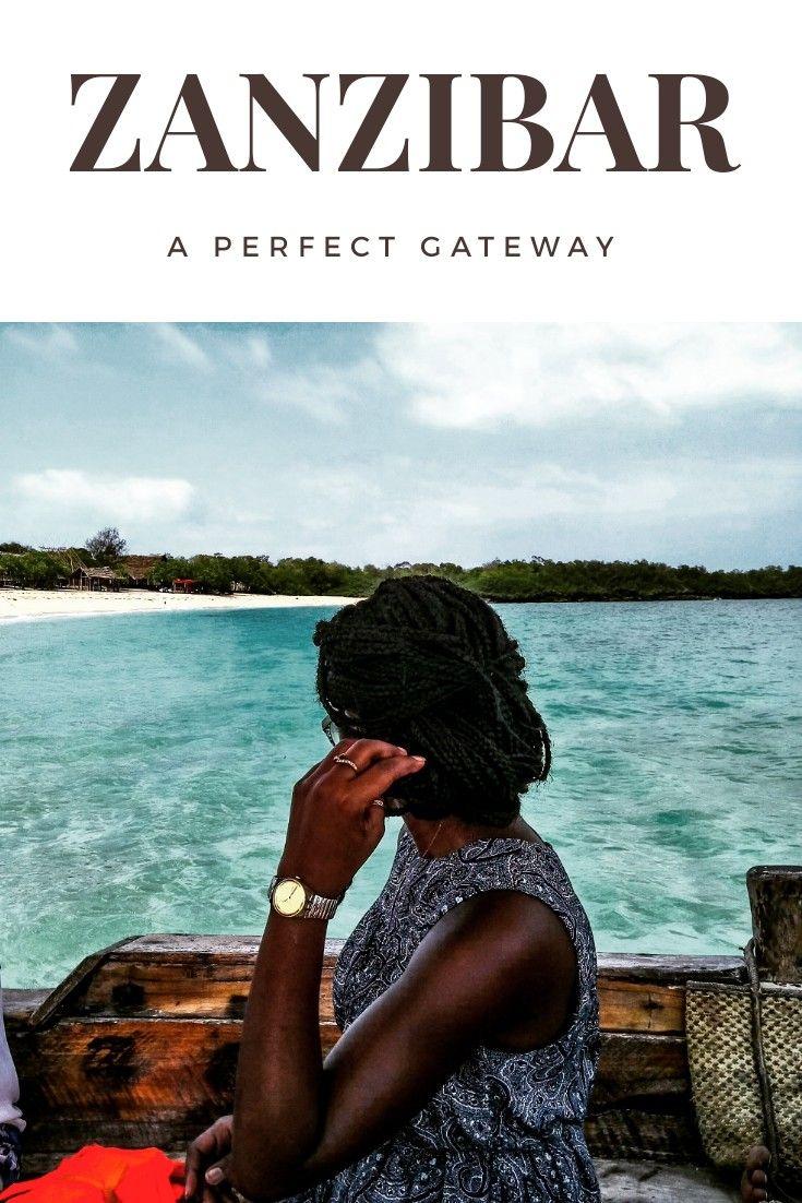 Sunny escape to #Zanzibar in the Indian Ocean