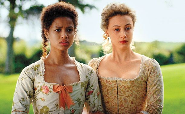 Belle movie 2014 | BELLE DONE Gugu Mbatha-Raw is a revelation as the titular character in ...