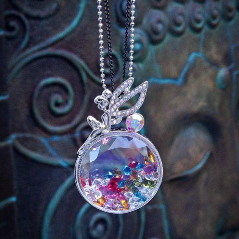 Tinkerbell Fairy Necklace – Hotsy Totsy