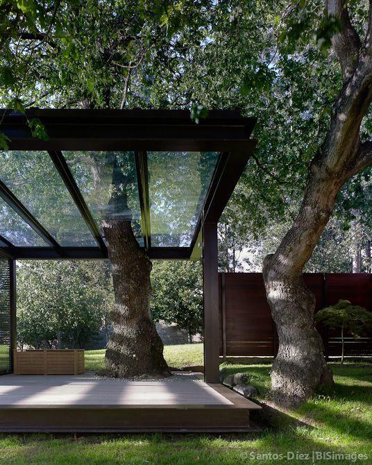 Piscina privada   Santos-Díez   fotógrafo de arquitectura