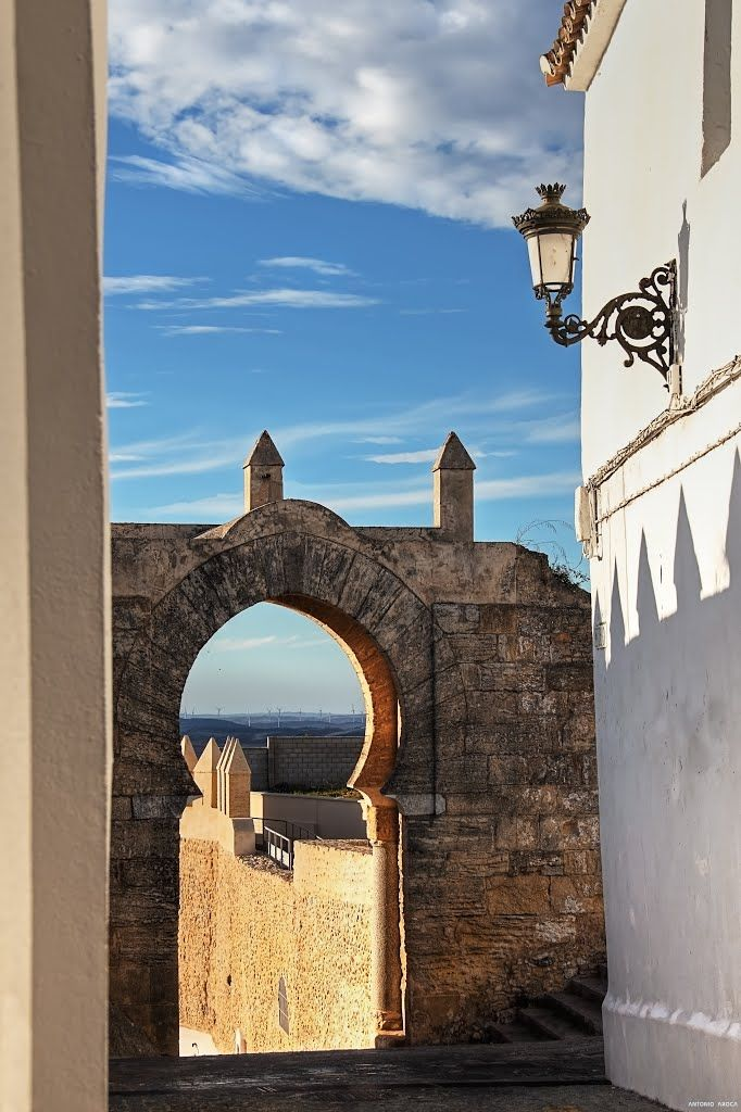 Arco de la Pastora, Merdina Sidonia Andalucia  Spain, Cádiz