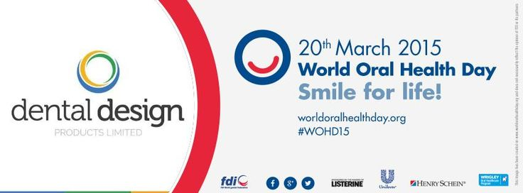 Supporting World Oral Health Day!