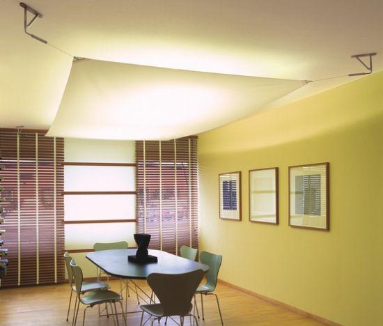 Die besten 25+ hohe Deckenbeleuchtung Ideen auf Pinterest Hohen - abgeh ngte decke wohnzimmer