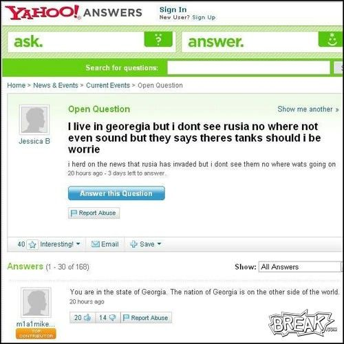 What is Yahoo Answers?