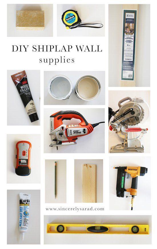 Diy shiplap wall keuken ontwerpen projecten en keukens - Keuken ontwerpen ...