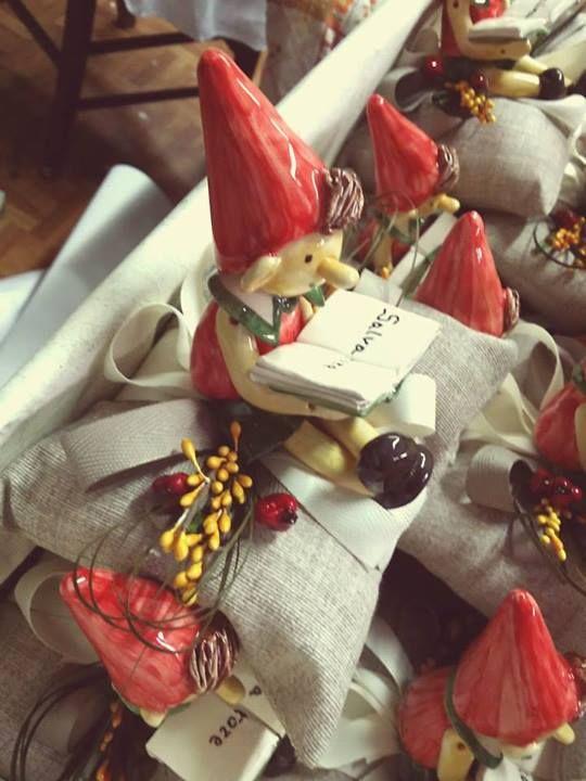 Pinocchio in ceramica Laboratorio Artistico