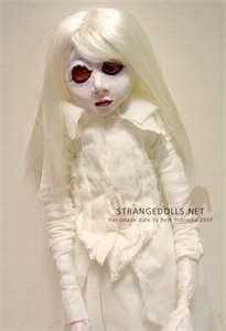 Jhuly Johns: Bonecas estranhas... muito estranhas....: Strangedol Net, Strangedollsnet, Strange Dolls, Strangedolls Net