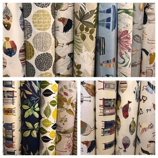 New Prestigious Curtain Fabrics And Pvc Coated Fabric Just Arrived In Store Sewing Material Curtainmaking Curtain No Sew Curtains Sewing Design Pvc Fabric