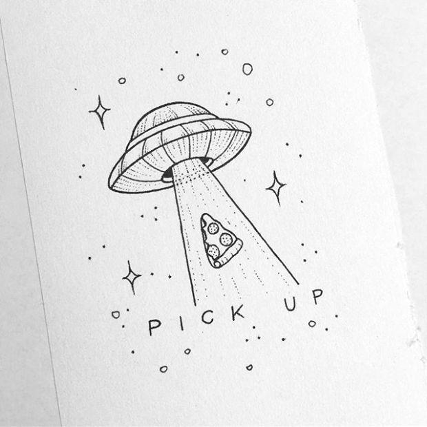 Dibujos Tumblr Dibujos Tumblr Dibujos Dibujos Faciles Y Divertidos Mejor Dibujo Aliens Dibujo