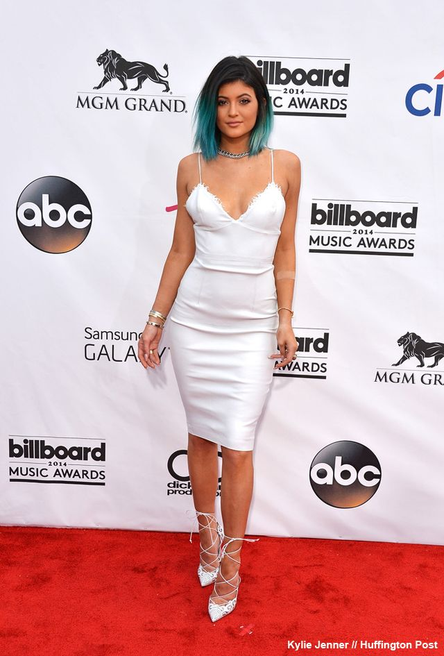 NewYorkDress Blog // #Fashion Favorites From the #Billboard Music Awards 2014! // Click throuhg for more! // Photo: #KylieJenner