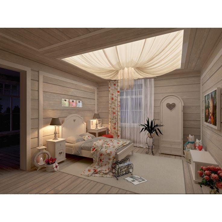 Спальня для девочки Adelina уже в продаже! Отличные интерьеры детской спальни с хорошей скидкой.
