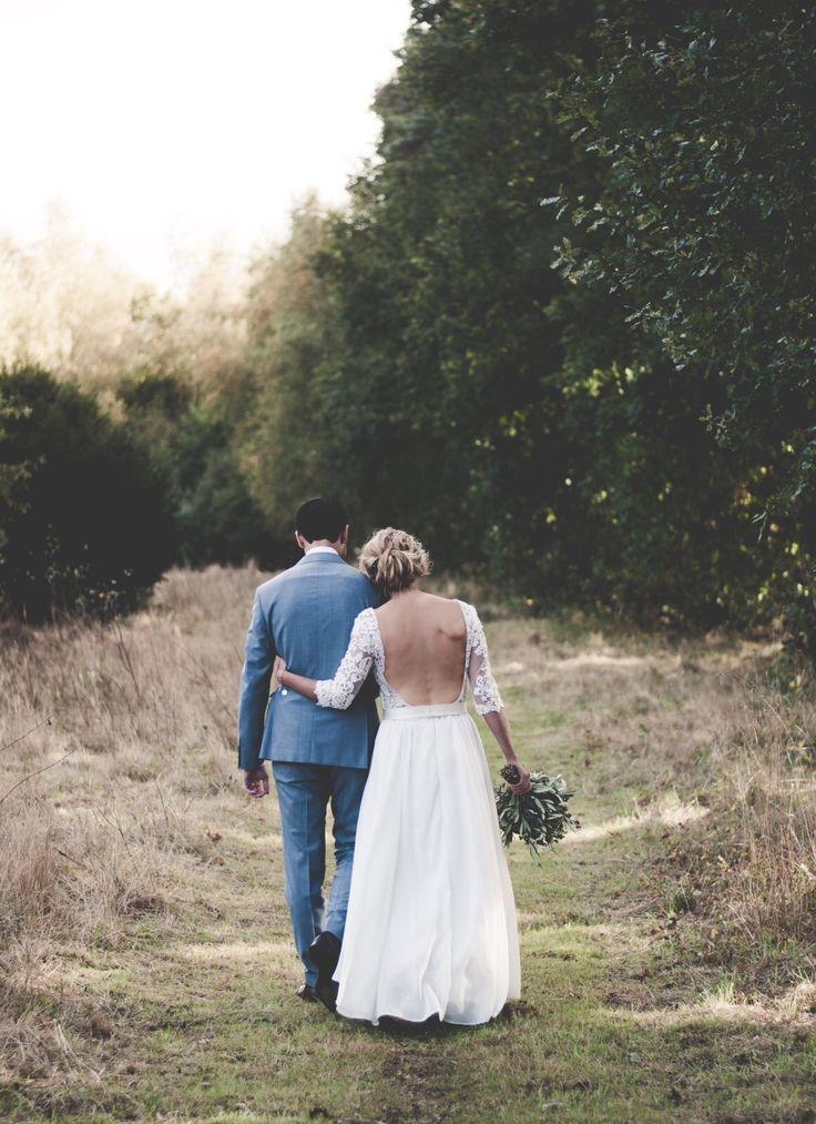 Wij feliciteren onze prachtige #bruid Maaike en haar man met hun #huwelijk 👰🏽🎉 Trots dat wij jouw #trouwjurk mochten maken 😍☺️ #weirdcloset