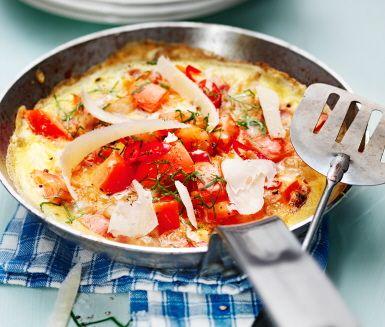 Sydtyrolsk omelett