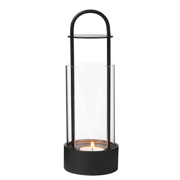 Lotus Mini storm lantern by Design House Stockholm // Lantern // Myrskylyhty // Lyhty // Minimalistic design //