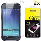 2x KHAOS For Samsung Galaxy J1 Ace Premium Tempered Glass Screen Protector