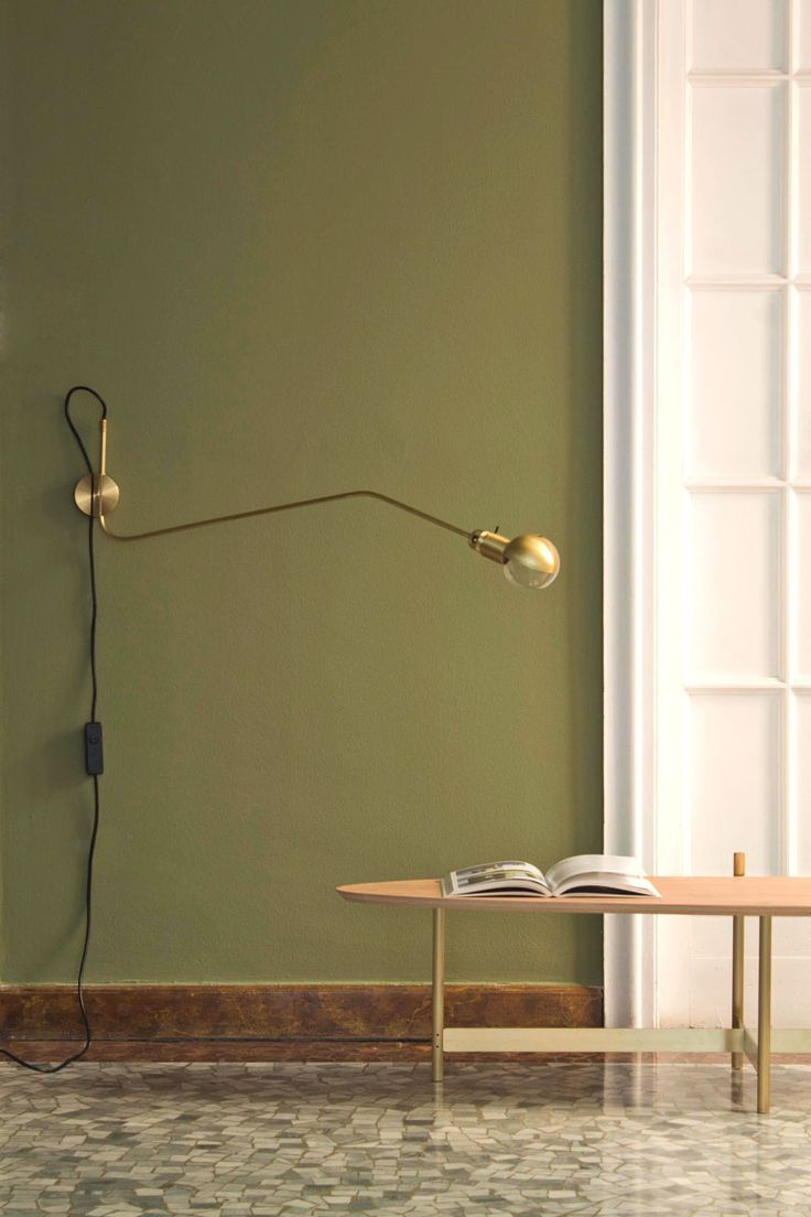 Wall Lamp (long) — Restart