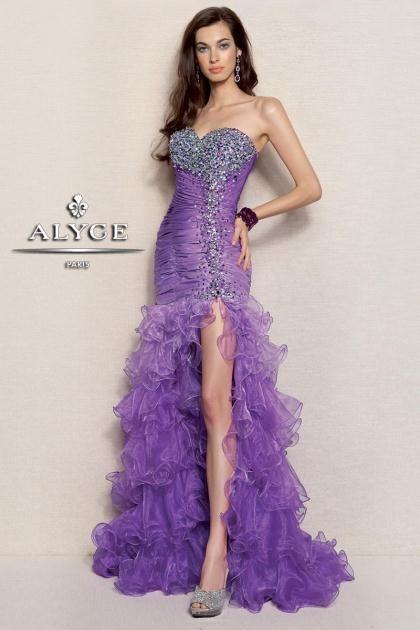 Alyce Paris 6037 at Prom Dress Shop | Prom Dresses