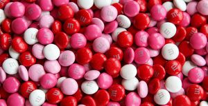 Target: Valentine's Day M&M's, Only $1.53 with Coupon! Time to start thinking about Valentine's Day! Use a coupon stack at Target along with a Cartwheel offer, and get a super sweet deal on M&M Chocolate Candies - Only $1.53 per bag when you buy 2!