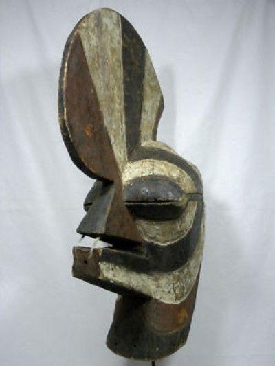 SONGYE Kifwebe Mask. D.R.Congo