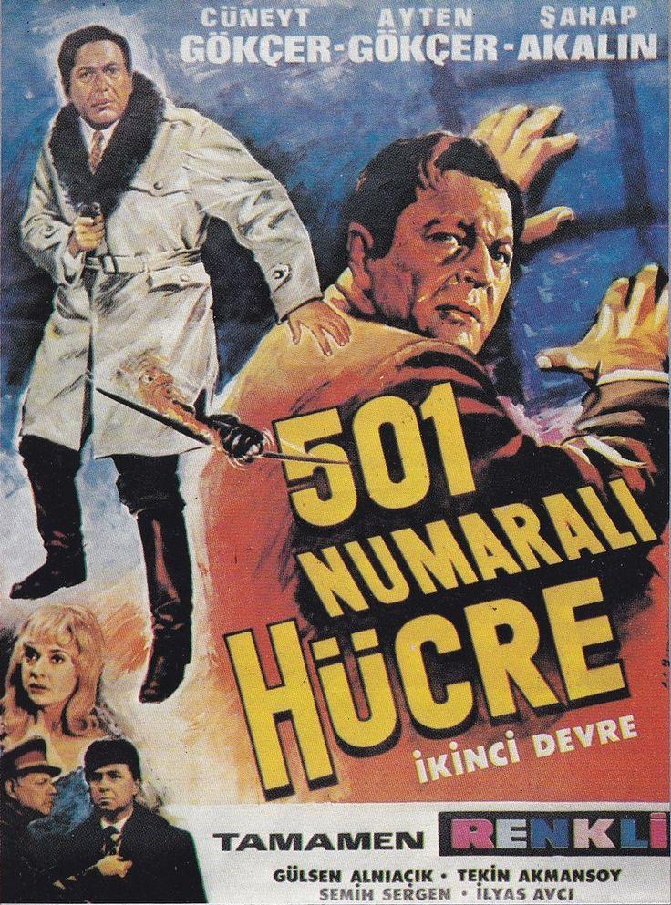 501 NUMARALI HÜCRE 2.DEVRE 1967