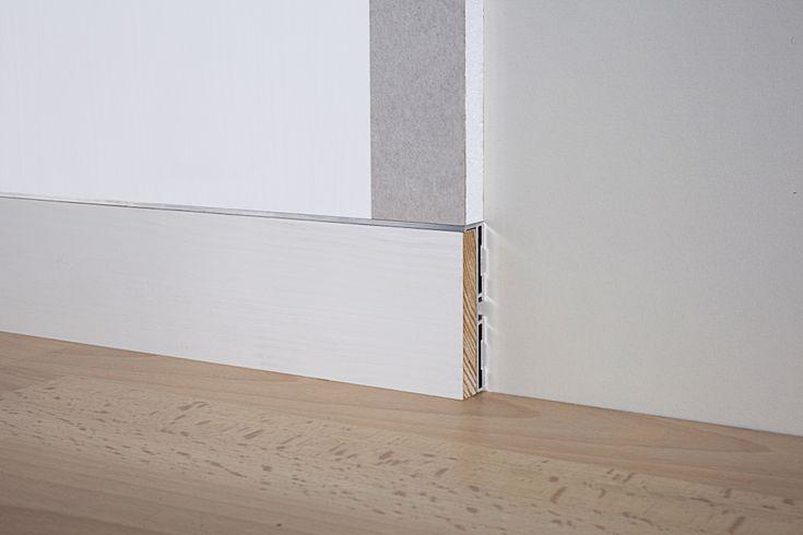 Il #battiscopa a scomparsa è un tipo di battiscopa che si integra completamente con la parete. Scopri i modelli Profilpas qui!