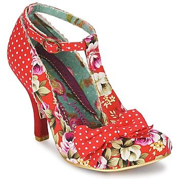 -20% off these red heels by @irregularchoice ! Free delivery @spartoouk ! #sale #outlet #shoes #heels