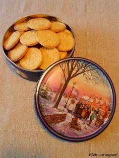 Ohh c'est mignon!: Narancsos karácsonyi keksz