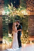Bowery Hotel  Tri-State Area Wedding Ideas and Inspiration - Style Me Pretty