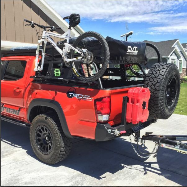 Best 25+ Truck bed bike rack ideas on Pinterest | Bike ...