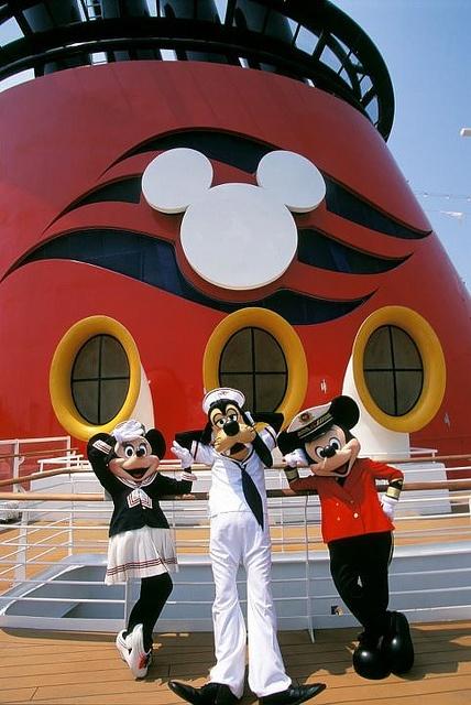 Disney Cruise Line en Méditerranée #croisiere http://www.seagnature.com/compagnies.php?idcie=33