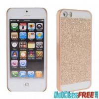iPhone 5 5S Shimmering Powder Case