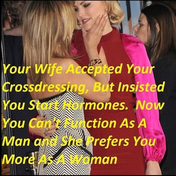 Wife led marriage