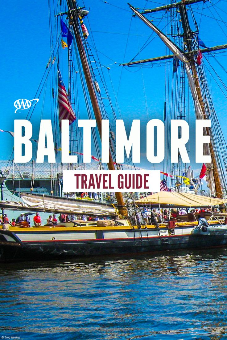 Here's The Ultimate Baltimore Travel Guide Check Out The Top Things To Do  In The