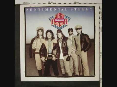 Sentimental Street ~ Night Ranger