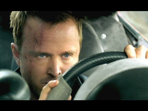 First 'Need for Speed' movie trailer features Aaron Paul, cars, and plenty ofexplosions #Hollywood #Movies #NeedForSpeedMovie