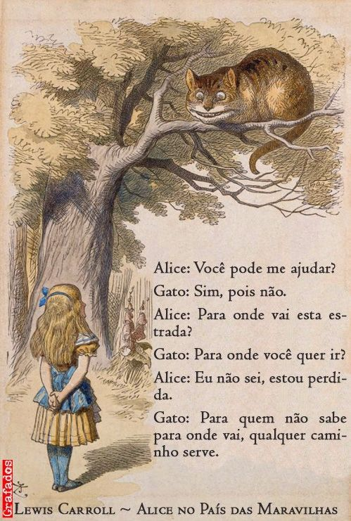 Alice no País das Maravilhas ~ Lewis Carroll