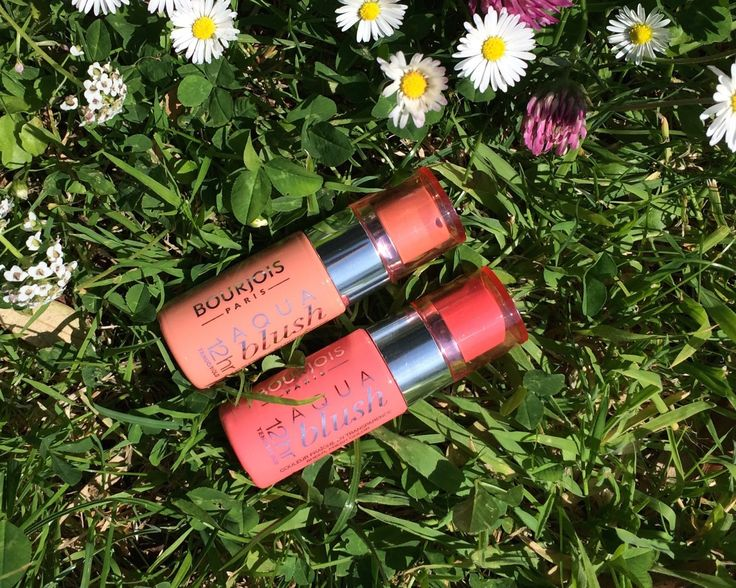 The Quest For Perfection: Bourjois Aqua Blush | Review & Swatches