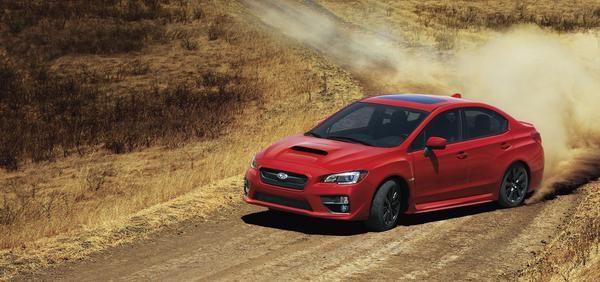 Adventure Subaru   Subaru?s New 2015 WRX