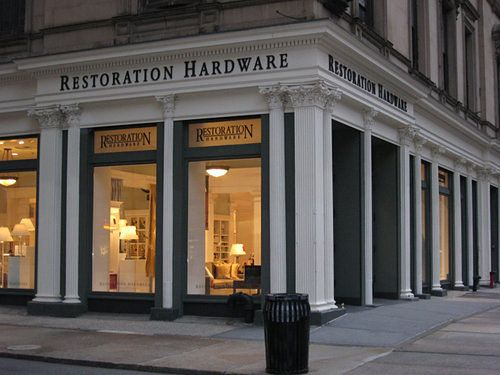 1540 best images about ny mariatrapitos on pinterest nyc for Restoration hardware online shopping