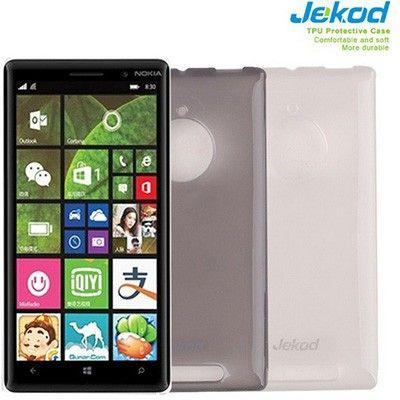Ốp silicon dẻo Lumia 830 hiệu JEKOD