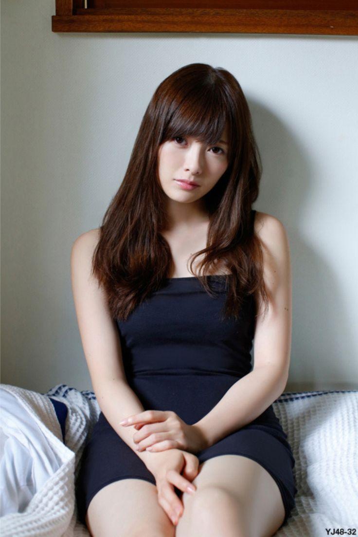 hamburg55: 白石麻衣 - Mai Shiraishi