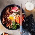 Try the Deuki Hong's Bibimbap Recipe on williams-sonoma.com/