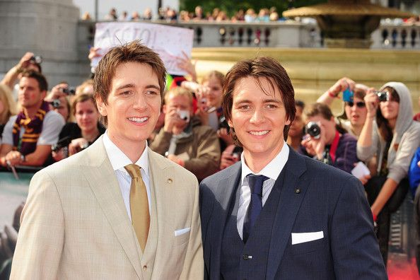 Oliver Phelps Photostream Oliver Phelps Phelps Twins Weasley Twins