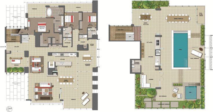18 College Street, Sydney, NSW 2000 - floorplan