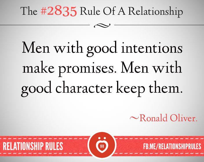 Man love rules