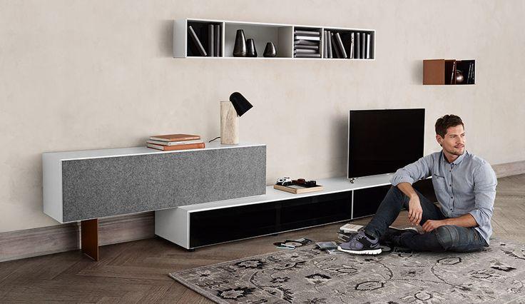 Modern living room furniture from BoConcept - Contemporary living room furniture Sydney